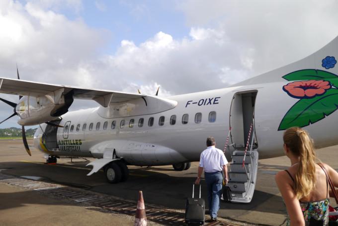 Дешевые авиабилеты на Мартинику