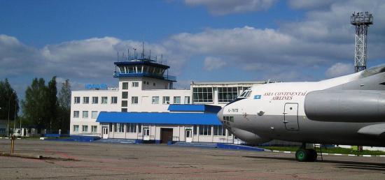 Аэропорт Могилев (Mogilev Airport).2