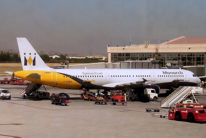 Аэропорт Malaga