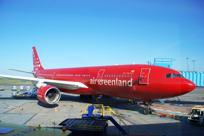 Дешевые авиабилеты в Гренландию