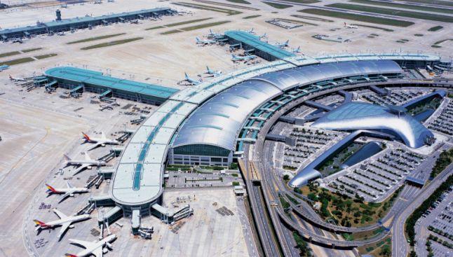 Международный аэропорт Сеула