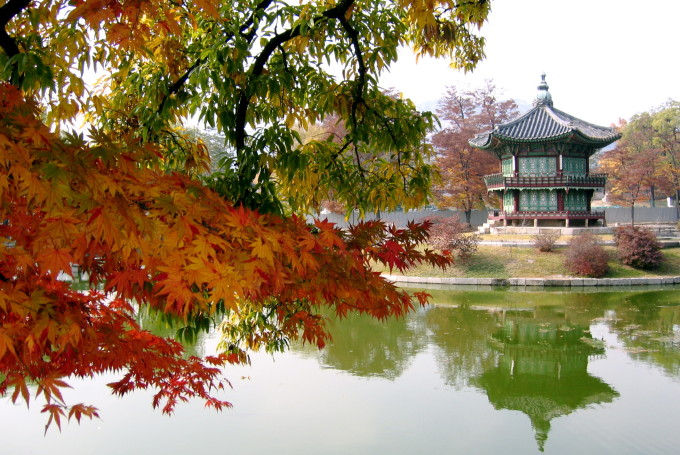 Природа Южной Кореи