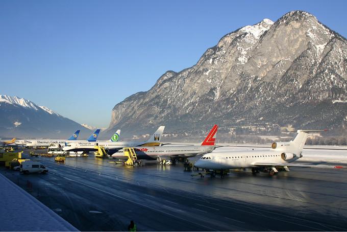 Дешевые авиабилеты в Инсбрук