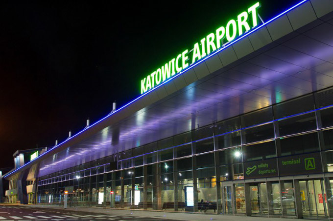 Дешевые авиабилеты в Катовице