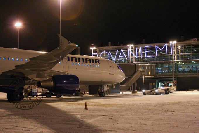 Дешевые авиабилеты в Рованиеми