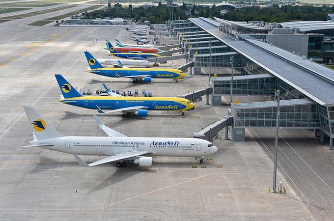 Дешевые авиабилеты в Украину
