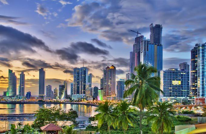 Дешевые авиабилеты в Панаму