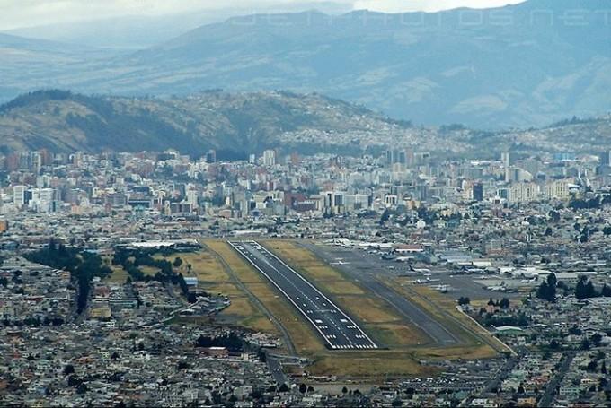 Дешевые авиабилеты в Кито