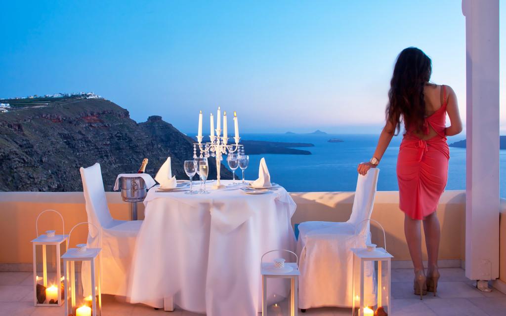 Ресторан в остров Херсониссос у моря