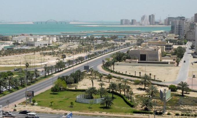 Бахрейн. Общественный транспорт