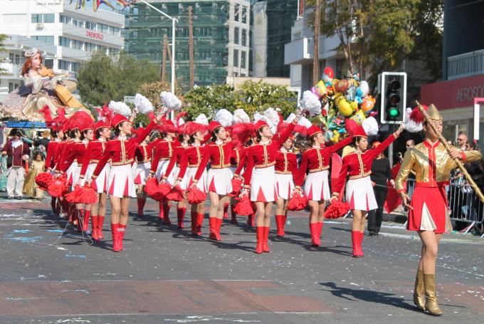 Ежегодный Карнавал, Кипр