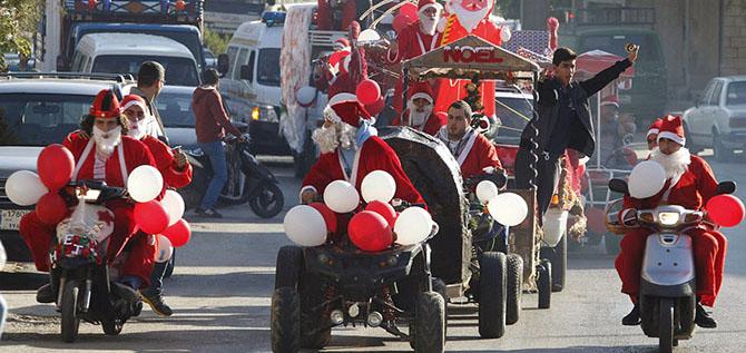 Ливан, праздники