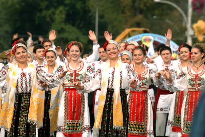 Молдова праздники