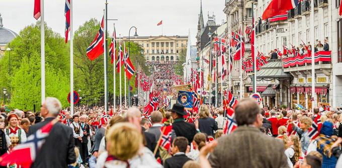Норвегия праздники