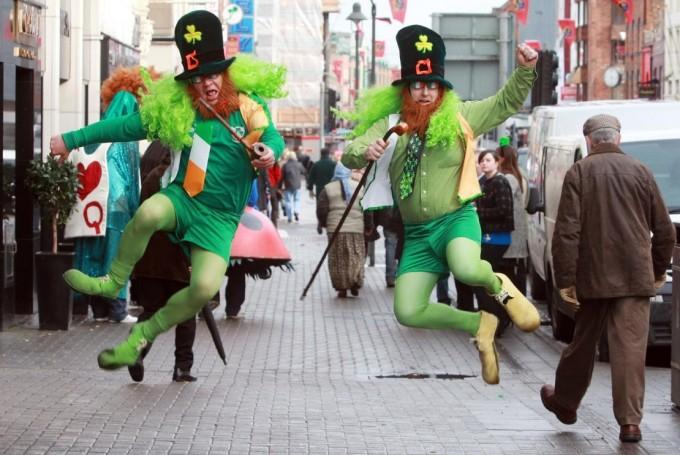 Праздники в Ирландии