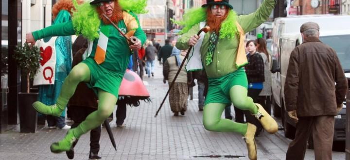 Праздники и выходные дни в ирландии