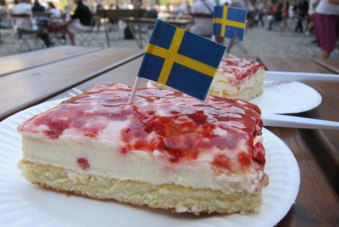 Швеция праздники