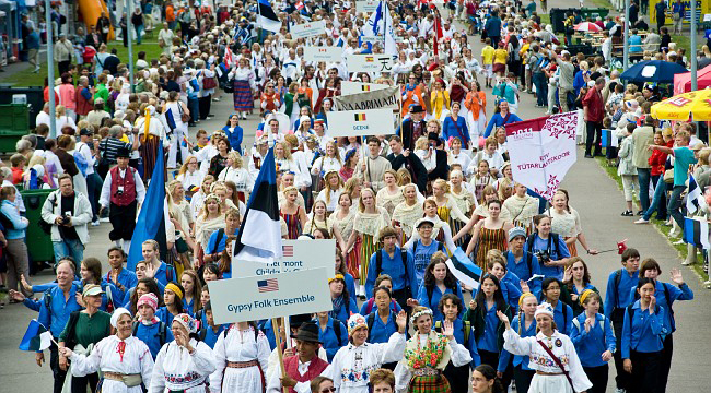 Эстонский Певческий праздник