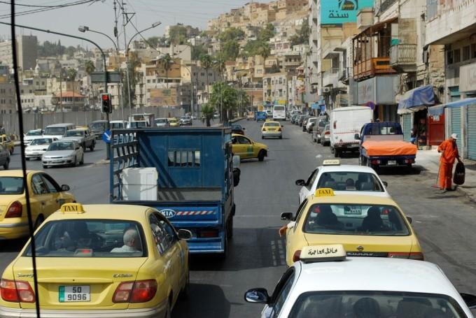 иордания, транспорт