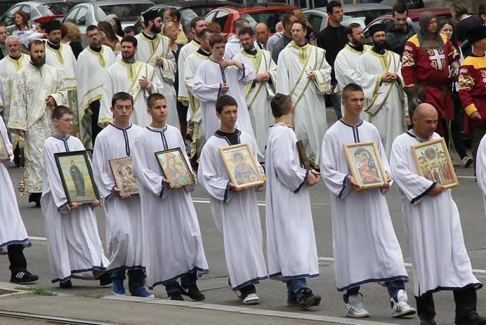 праздник Крестной Славы
