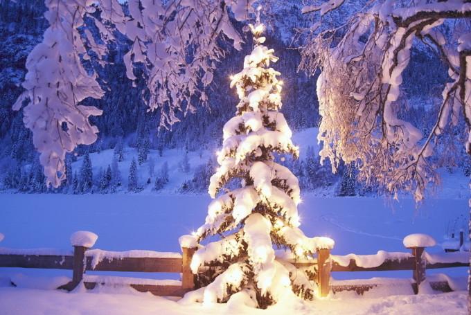 Где отдыхать на новый год