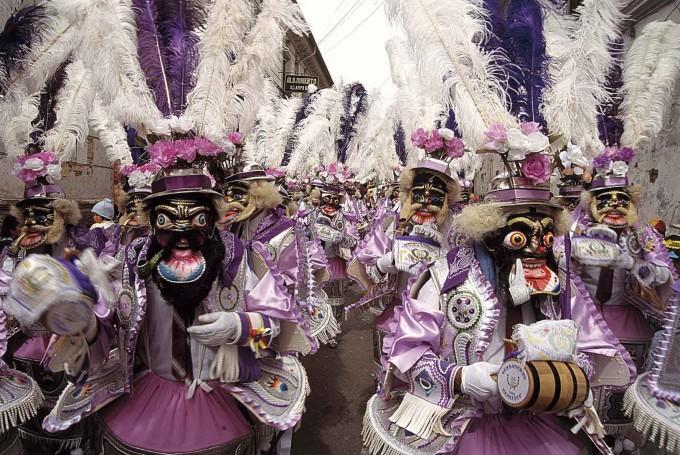 Праздники в Боливии