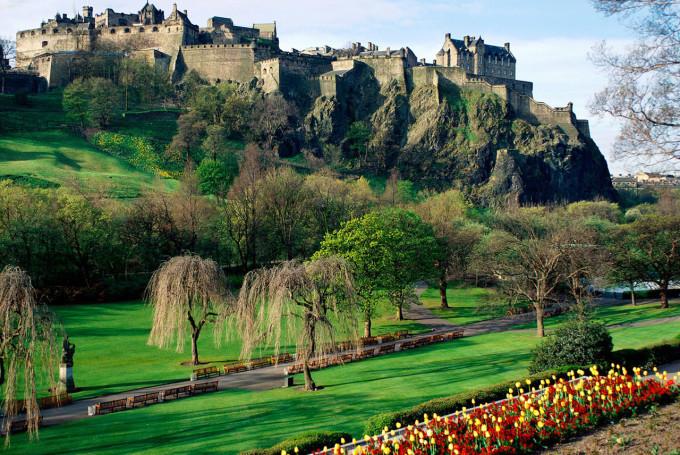 Туры в Шотландию