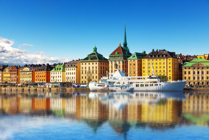 Старый город, Стокгольм