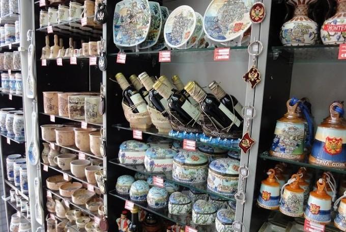 Сувениры из Черногории