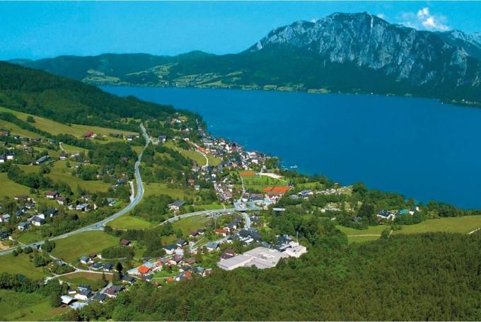 Достопримечательности Аттерзие, Австрия