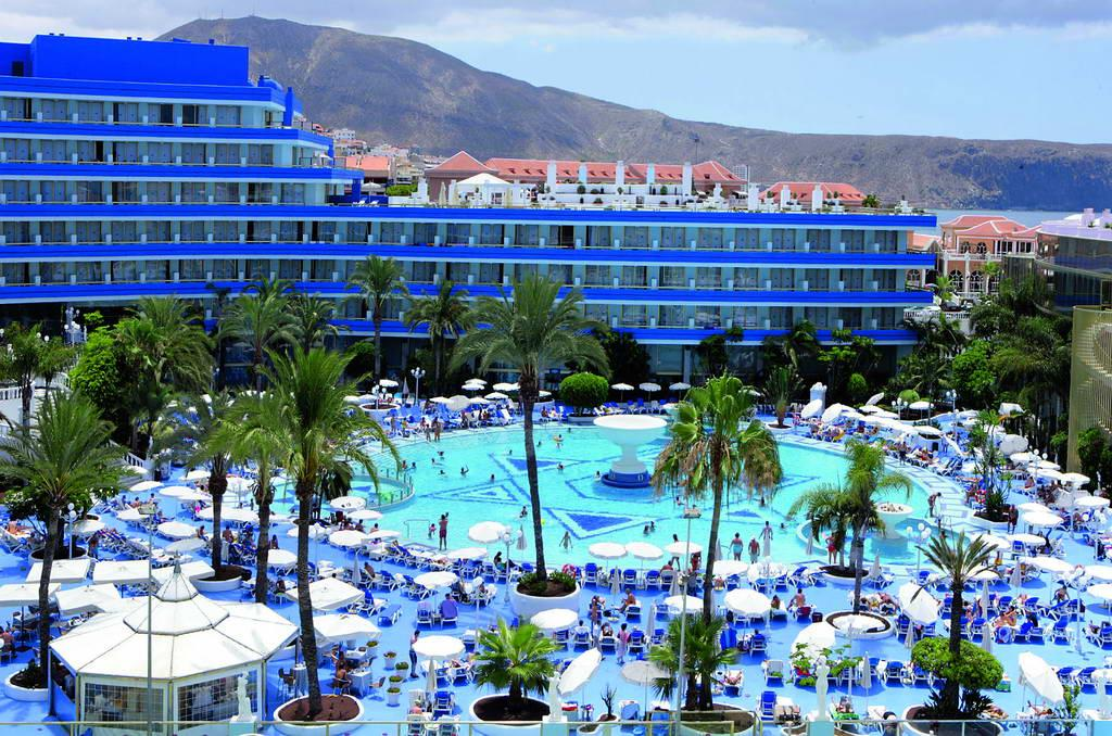 Отели Испании. Забронировать отель в Испании