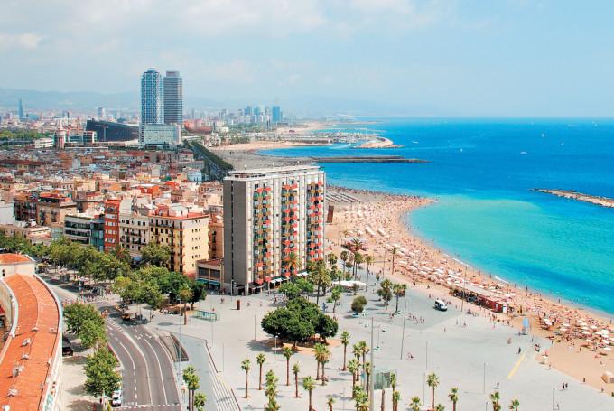 Погода в Барселоне по месяцам