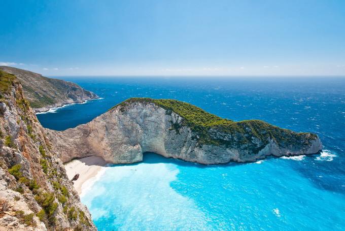 Погода в Греции в июне