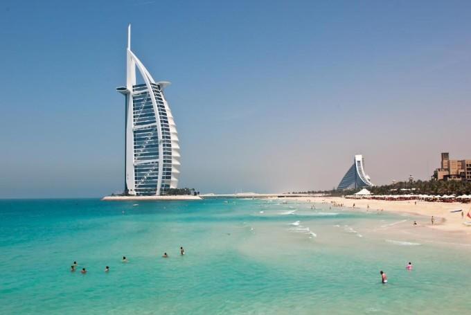 Погода в Дубае в мае