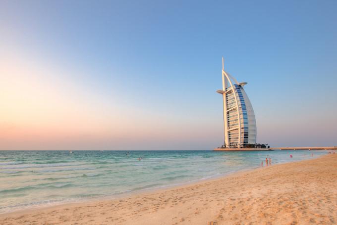 Погода в Дубае