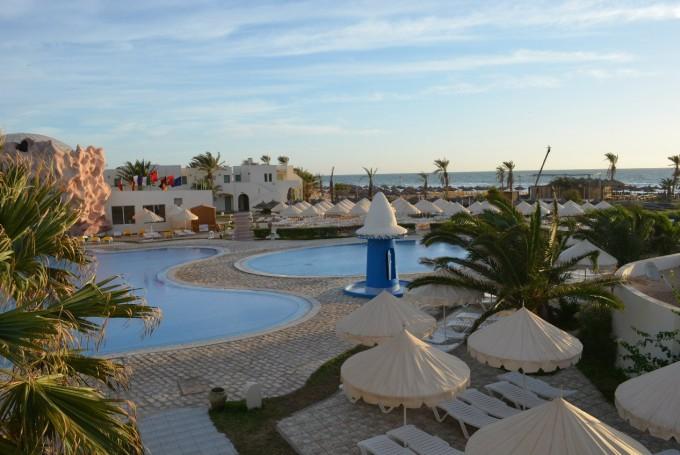 Погода в Тунисе в августе