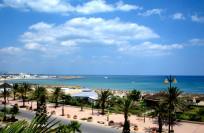 Тунис в апреле