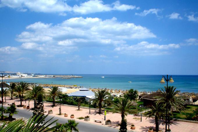 Погода в Тунисе в апреле