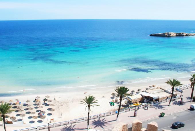 Погода в Тунисе в июле