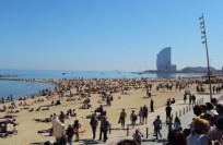 Барселона в апреле