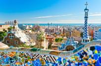 Барселона в июле