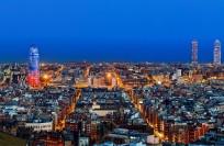 Барселона в ноябре