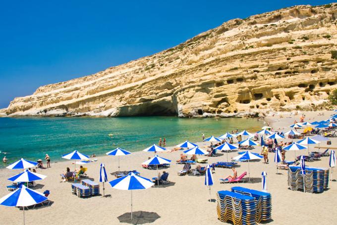 Погода на Крите в июле