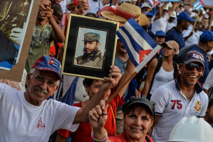 CUBA-MAY DAY
