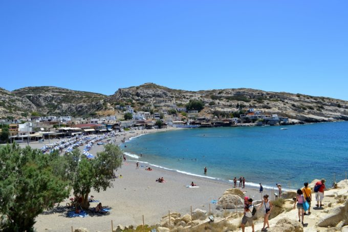 Погода на Крите в мае