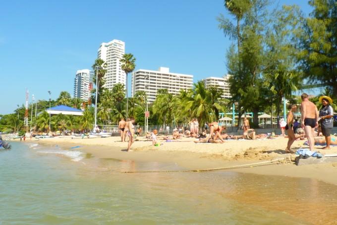 Лучшие пляжи Паттай