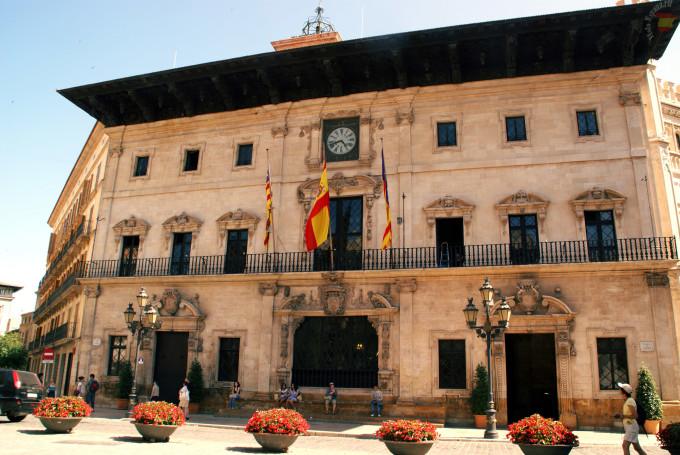 Ayuntamiento Palma de Mallorca-Islas Baleares-España-Spain