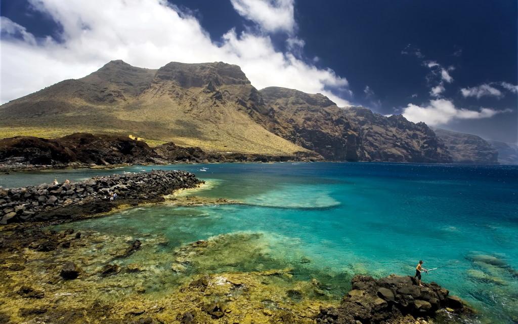 Погода на Тенерифе по месяцам