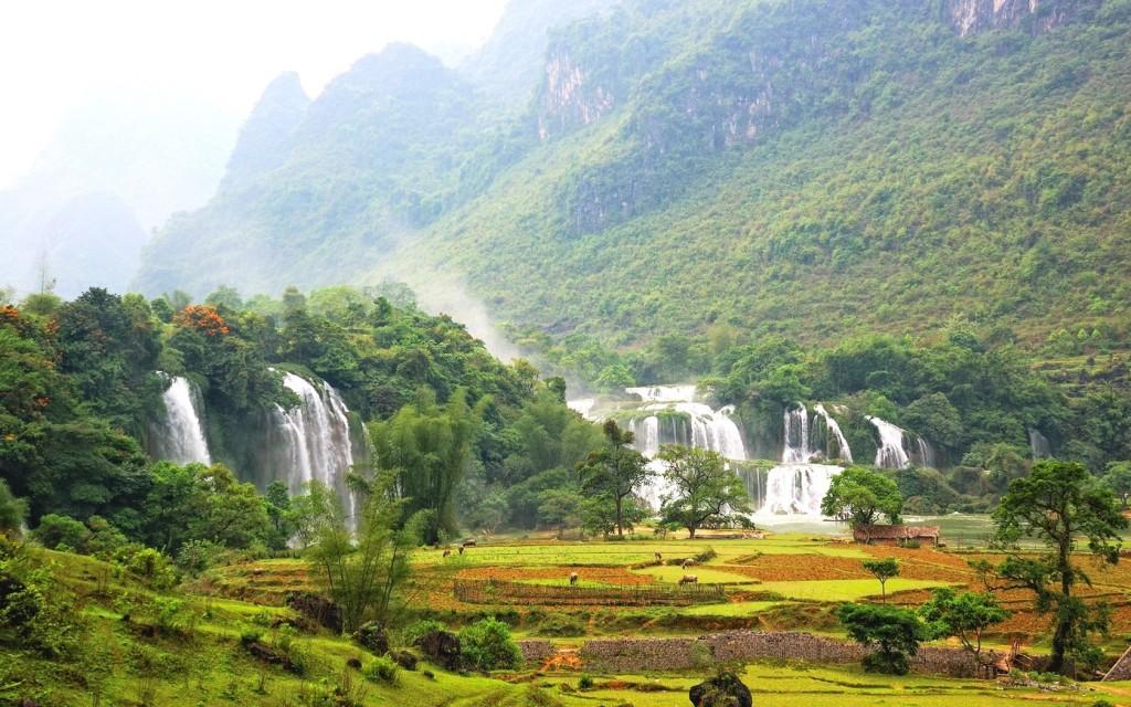 Погода во Вьетнаме в марте