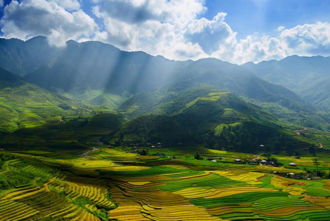 Вьетнам в сентябре